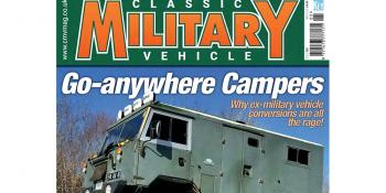 Classic Military Vehicle May 2020